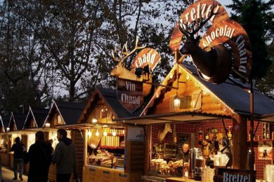 The winter markets are back in Montpellier!