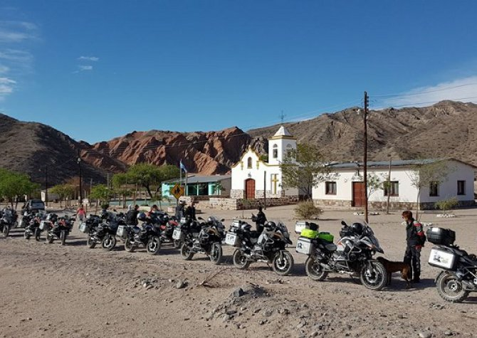 Exceptional trip in Argentina and Bolivia with.. BMW moto - October 2016 - 40 persons