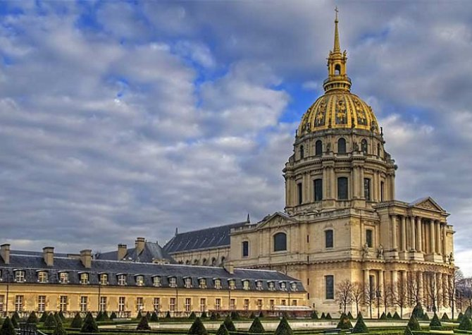 Conference in a unique place: Invalides in Paris - March 2017 - 100 persons