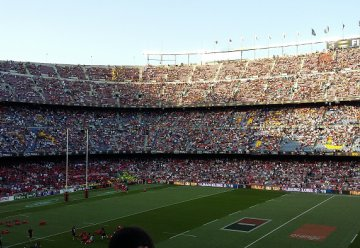 Final of Top 14 in Barcelona
